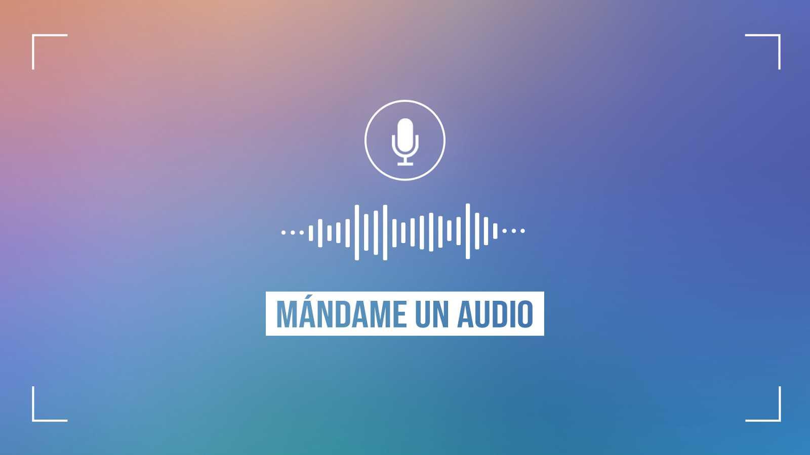 Mándame un audio - Lidia García (Queer Cañí Bot) - 18/10/21 - Escuchar ahora