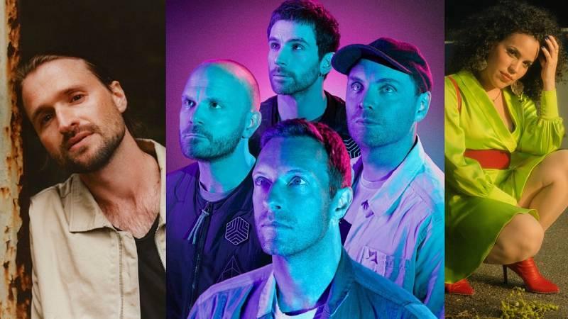 Bandeja de entrada - Xenia Rubinos, Coldplay, Hayden Thorpe... - 17/10/21 - escuchar ahora