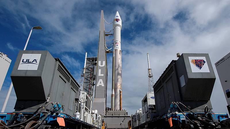 14 horas Fin de Semana -  'Lucy' emprende su 'camino por la ciencia' hacia Júpiter - Escuchar ahora