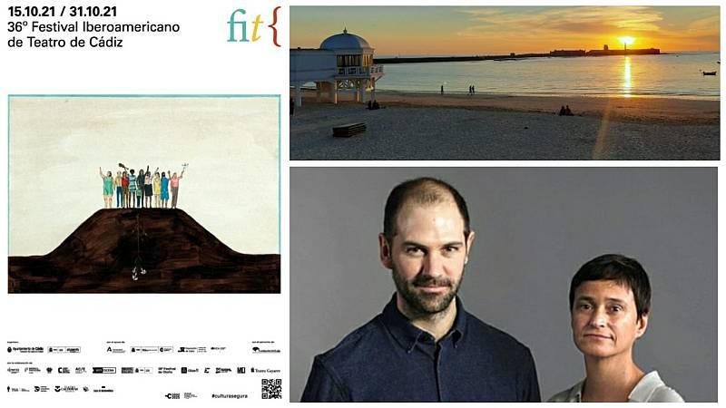 La sala - Los detalles del 36º Festival Iberoaméricano de Cádiz - 17/10/21 - Escuchar ahora