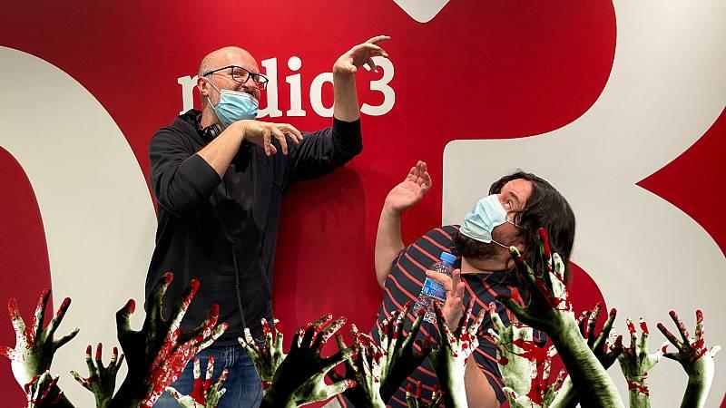 Hoy empieza todo con Ángel Carmona - Cinecutre y hombres lobo, Promoción 22: Flores - 18/10/21 - escuchar ahora
