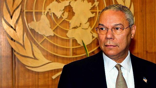 Mor Colin Powell, exsecretari d'Estat d'EUA