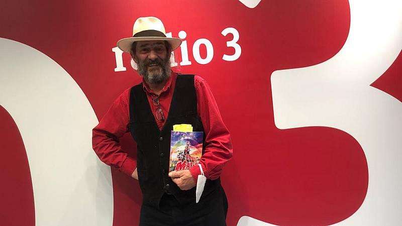 En Radio 3 - Javier García Pelayo - 23/10/21 - escuchar ahora