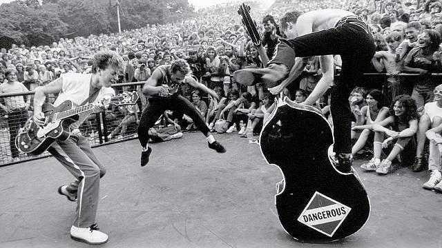 Cap. 85; Rockabilly revival (1974-1981)