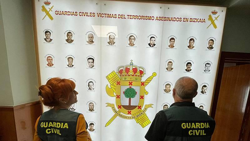 Reportajes RNE - Guardias civiles, policías y ertzainas: la memoria, diez años después - Escuchar ahora
