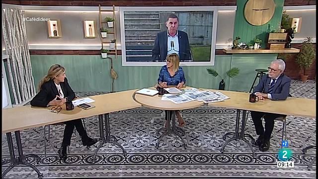 Tertúlia, moció de censura a Badalona i 20 anys d'OT