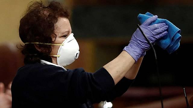 Les treballadores de la neteja reivindiquen un conveni propi que les empari
