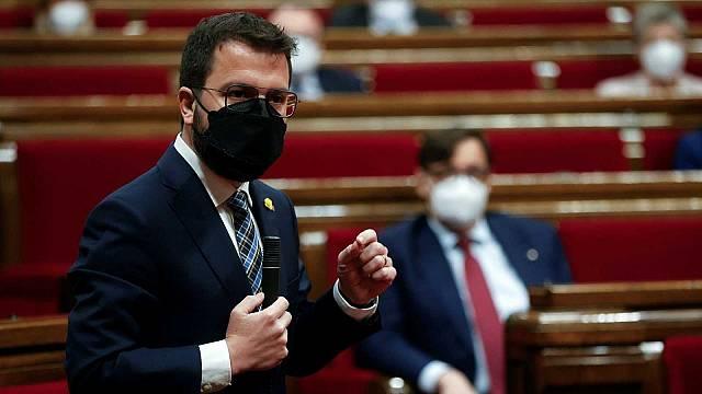 Aragonès reclama garanties d'execució dels Pressupostos