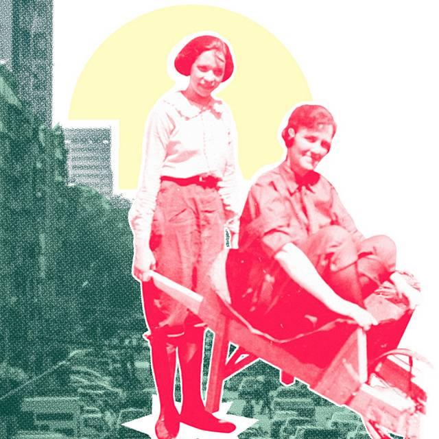 Ciutats Eco Feministes i Paolo Cognetti