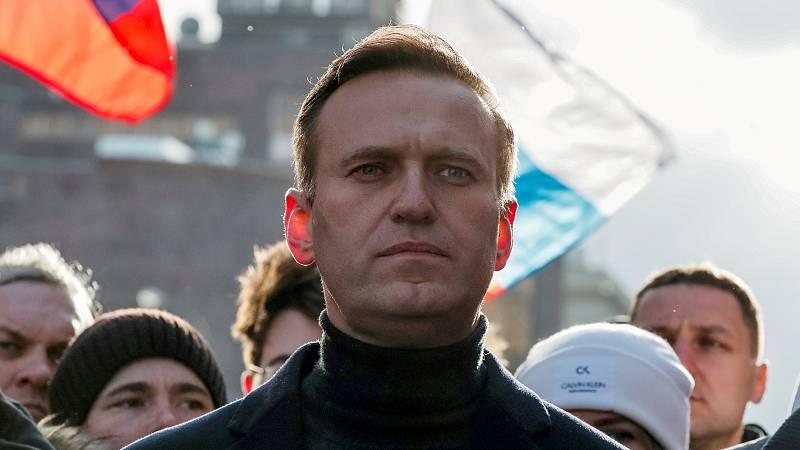 24 horas - El opositor ruso Alexei Navalny gana el premio Sájarov 2021 - Escuchar ahora