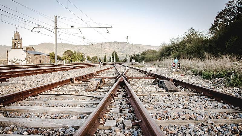 El gallo que no cesa - Una semana de lucha por un tren que cohesione el territorio - Escuchar ahora