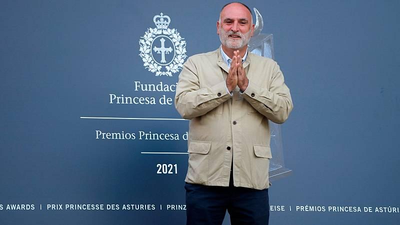 """Las mañanas de RNE con Pepa Fernández - José Andrés: """"No hay gastronomía sin personas"""" - Escuchar ahora"""