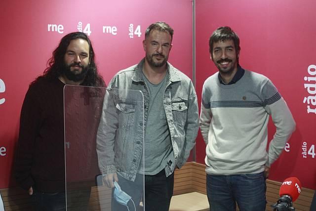 Jordi Payá, Pol Mallafré i Quel Sangüesa