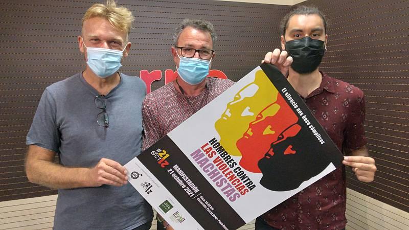 Crónica de Andalucía - Sevilla 21 Octubre 21. Hombres contra la violencia machista - Escuchar ahora