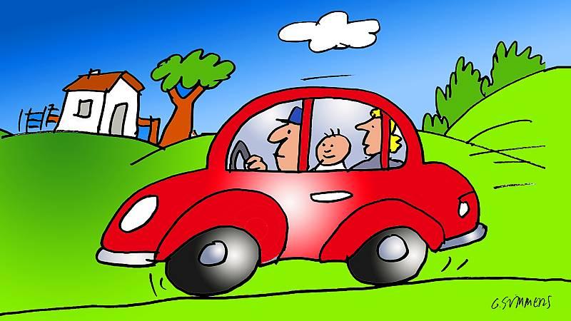 ¡Pero que invento es esto! - El automóvil y otras historias sobre ruedas - Escuchar ahora