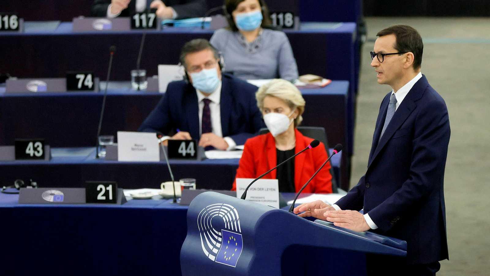 Edició Vespre - Polònia i el preu de l'energia son els dos temes que acaparen la cimera europea dels 27