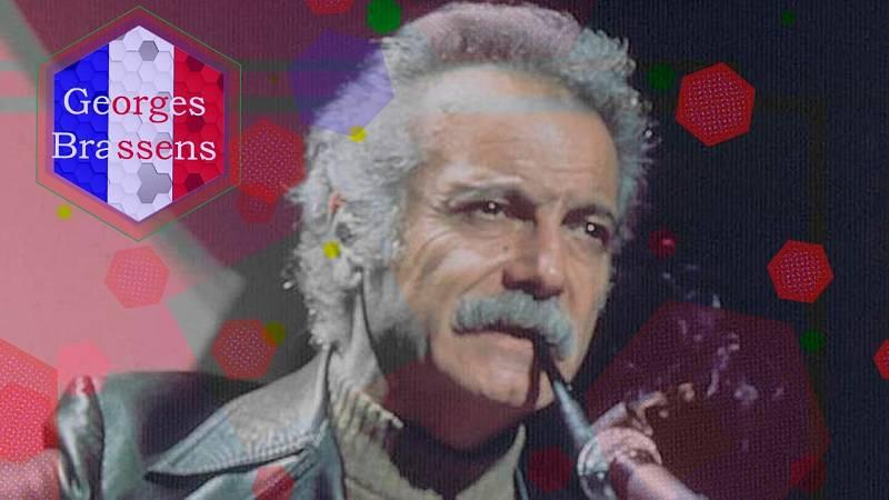 El Hexágono - Georges Brassens - 23/10/21 - escuchar ahora