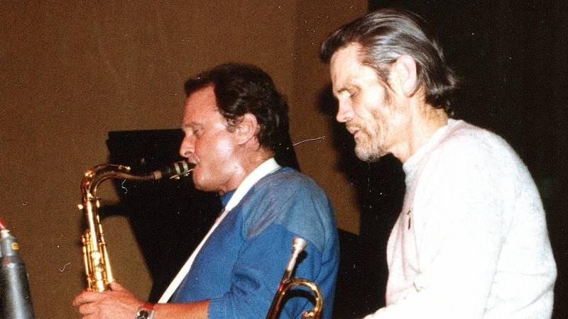 Solo Jazz - Stan Getz y Chet Baker: érase una vez en Estocolmo (I) - 22/10/21 - escuchar ahora