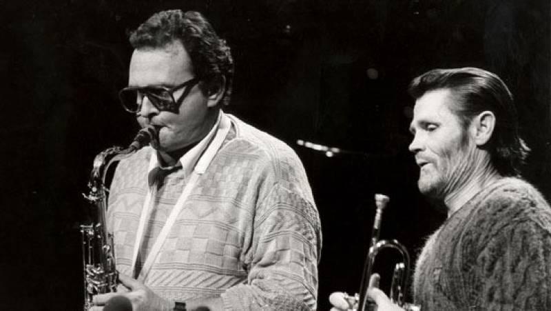 Solo Jazz - Stan Getz y Chet Baker: érase una vez en Estocolmo (II) - 22/10/21 - escuchar ahora