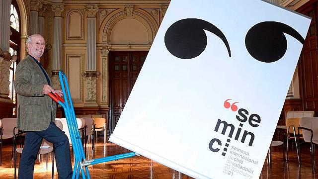 SEMINCI, cine en Valladolid, con Javier Angulo