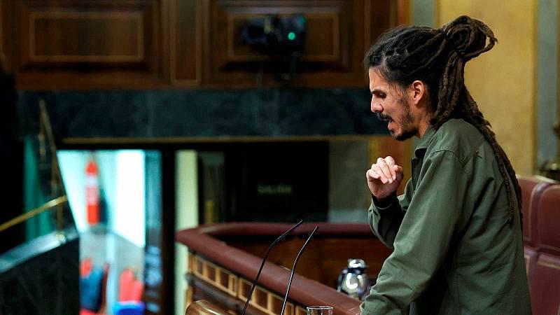 Edició Vespre - El Congrés ha retirat finalment l'escó al diputat de Podemos Alberto Rodríguez