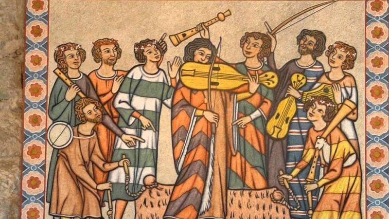 El árbol de la música - La música de Lucca Strapaluccio - 23/10/21 - escuchar ahora