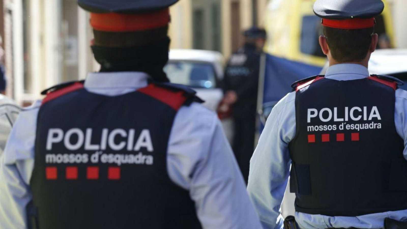 A boca de canó: Les reivindicacions de la policia catalana.