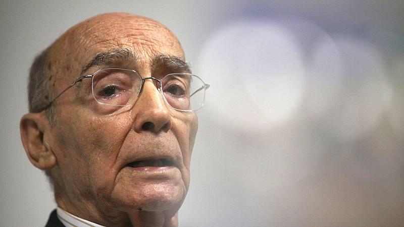 No es un día cualquiera - La última entrevista de José Saramago en RNE - Escuchar ahora