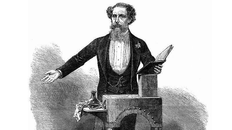 Biblioteca básica - 'Nuestro amigo común', de Charles Dickens - 17/04/10 - Escuchar ahora