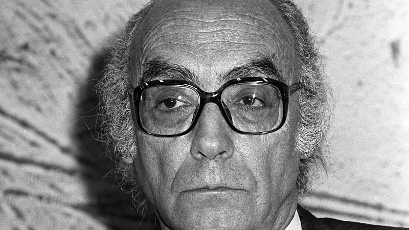 Documentos en RNE - José Saramago - 09/10/04 - Escuchar ahora