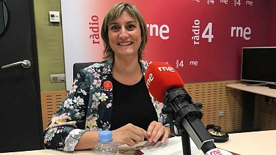 """Alba Vergés: """"Les escoles no seran a les primeres mesures d'un nou confinament"""""""