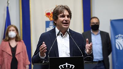 14 horas - El alcalde de Fuenlabrada anuncia medidas legales para que la comunidad aclare la aplicación de las medidas - Escuchar ahora