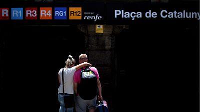 Boletines RNE  - Alemania desaconseja viajar a Aragón, Cataluña y Navarra - Escuchar ahora
