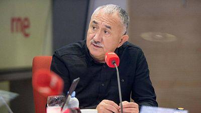 """Las mañanas de RNE con Íñigo Alfonso - Álvarez (UGT) cree que esta situación """"coyuntural"""" no debería aplazar la reforma laboral - Escuchar ahora"""