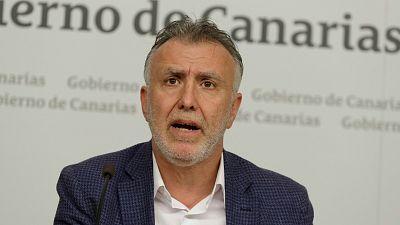 """Las mañanas de RNE con Íñigo Alfonso - Angel Víctor Torres: """"Hay razones objetivas para empezar a levantar el confinamiento en Canarias"""" - Escuchar ahora"""