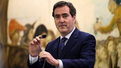 14 horas - Antonio Garamendi deja en suspenso el diálogo social - Escuchar ahora