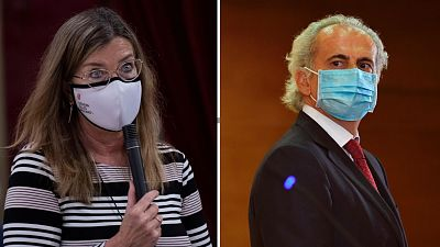 24 horas - Baleares y Madrid: dos modelos de gestionar la pandemia - Escuchar ahora