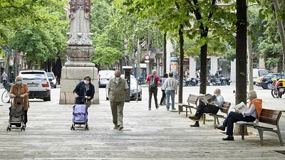 Las mañanas de RNE con Íñigo Alfonso - Barcelona y Lleida pasan a fase 3 - Escuchar ahora