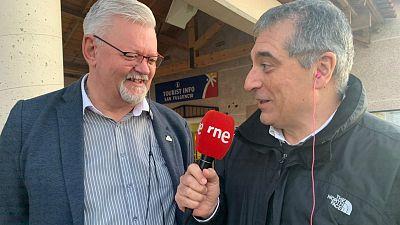 Las mañanas de RNE con Íñigo Alfonso - Brexit | San Fulgencio (Alicante), donde los británicos son mayoría - Escuchar ahora