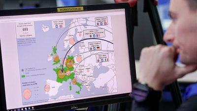 14 horas - Bruselas propone un semáforo para marcar la incidencia del virus en los países europeos - Escuchar ahora