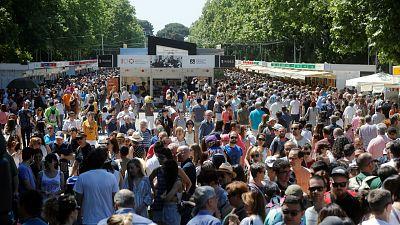 14 horas - El coronavirus obliga a cancelar definitivamente la Feria de Libro Madrid - Escuchar ahora