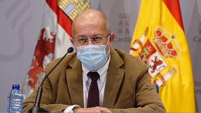 """Las mañanas de RNE con Íñigo Alfonso - Castilla y León pide a los ciudadanos que hagan una """"rebelión cívica"""" contra el Gobierno y se autoconfinen - Escuchar ahora"""