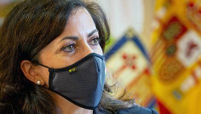 """Las mañanas de RNE con Íñigo Alfonso - Concha Andreu, presidenta de La Rioja: """"No me parece bien el pulso del Gobierno madrileño"""" - Escuchar ahora"""