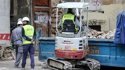 Las mañanas de RNE con Íñigo Alfonso - Los arquitectos creen que será difícil retomar las obras con la seguridad suficiente - Escuchar ahora