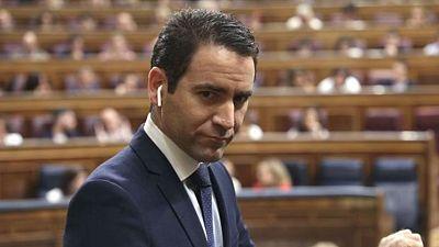 """Las mañanas de RNE con Íñigo Alfonso -  García Egea (PP): """"La crisis sanitaria no puede ser una excusa para que el Gobierno tome medidas de forma unilateral"""" - Escuchar ahora"""