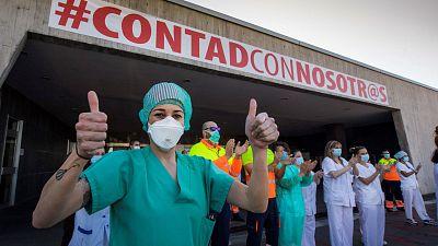 """Las mañanas de RNE con Íñigo Alfonso - SATSE : """"Las enfermeras y enfermeros saben lo que ha fallado en el sistema sanitario"""" - Escuchar ahora"""