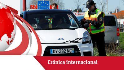 Crónica Internacional - Los líderes de la UE certifican hoy el cierre de fronteras por el coronavirus - Escuchar ahora