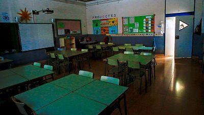 14 horas Fin de Semana - El CSIC avisa: el profesorado es un colectivo vulnerable en el regreso a las aulas - Escuchar ahora