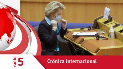Crónica internacional - División en Europa por el plan de rescate propuesto por la Comisión Escuchar ahora