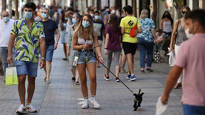 """Las mañanas de RNE con Íñigo Alfonso - La economia y la evolucioon de la pandemia, preocupaciones """"cronificadas"""" para los ciudadanos, según Metrosoopia - Escuchar ahora"""